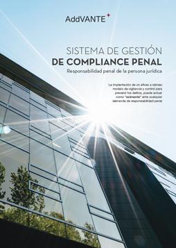 Portada Sistema de gestión de Compliance penal